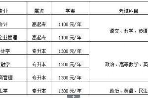 2020年河南财经政法大学成人函授报名方法【报考必读】